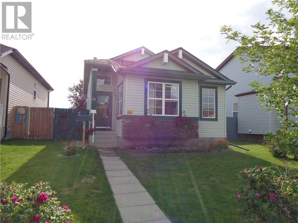 House for sale at 36 Joice Cs Red Deer Alberta - MLS: ca0189425