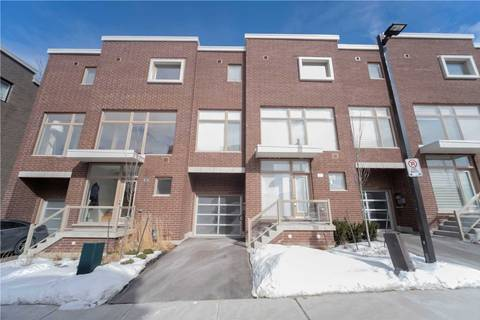 Townhouse for rent at 36 Juneau St Vaughan Ontario - MLS: N4701482