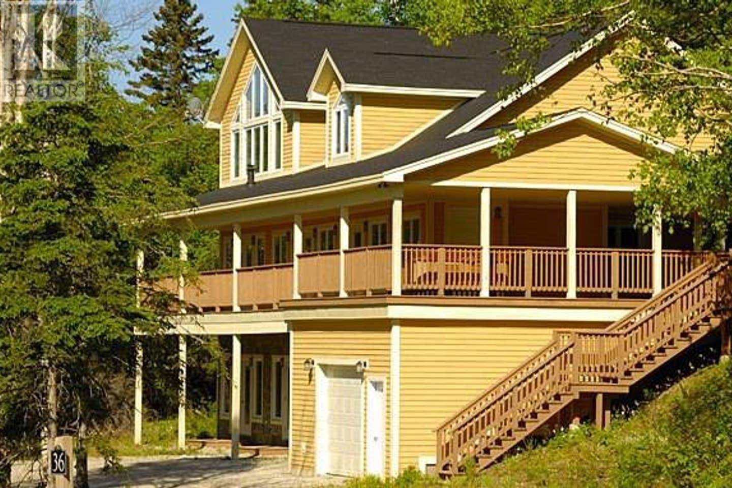 House for sale at 36 Lakeview Dr Humber Valley Resort Newfoundland - MLS: 1201218