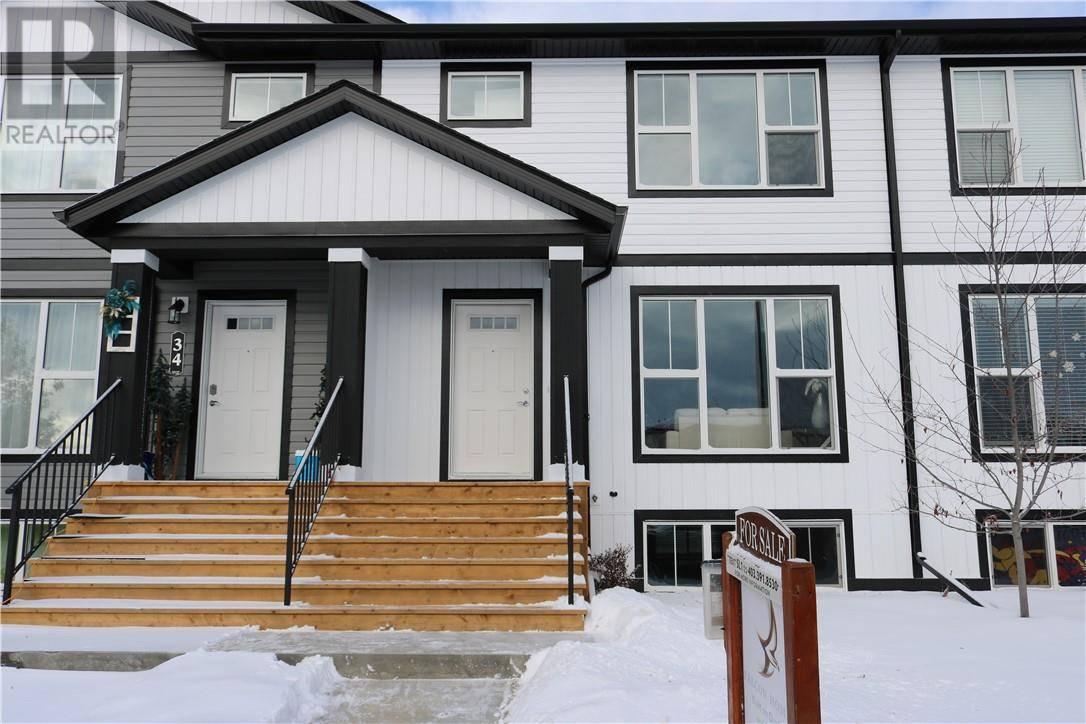 Townhouse for sale at 36 Latoria Ct Red Deer County Alberta - MLS: ca0185612