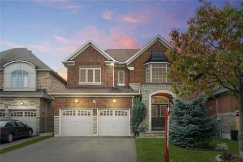 House for sale at 36 Ledgerock Rd Brampton Ontario - MLS: W4943079