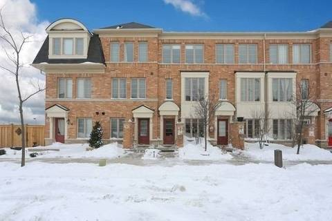 Townhouse for rent at 36 Lily Cup Ave Toronto Ontario - MLS: E4687834