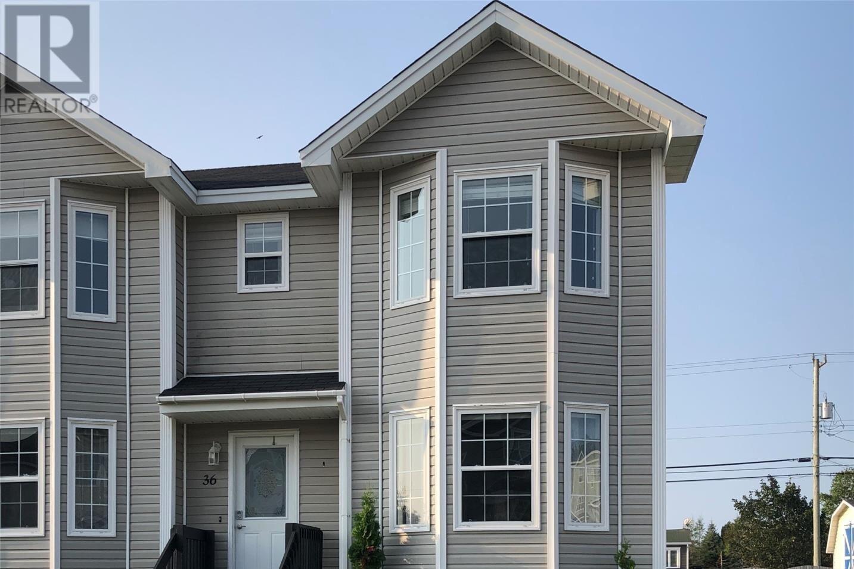 House for sale at 36 Maclaren Pl St. John's Newfoundland - MLS: 1224752