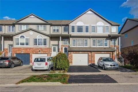 Townhouse for sale at 36 Madeleine St Kitchener Ontario - MLS: 40021140
