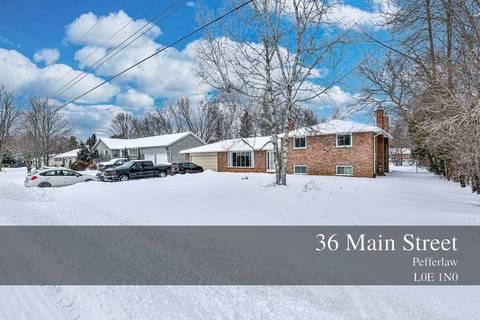 House for sale at 36 Main St Georgina Ontario - MLS: N4672227