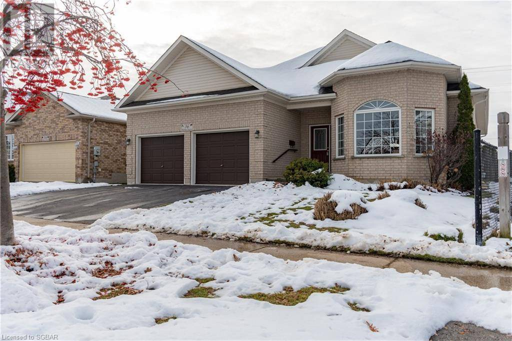 House for sale at 36 Marina Cres Collingwood Ontario - MLS: 234404