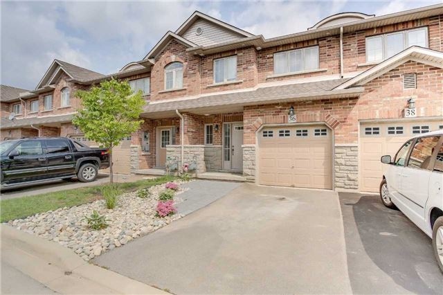 For Rent: 36 Marina Point Crescent, Hamilton, ON   3 Bed, 3 Bath Townhouse for $1,850. See 16 photos!
