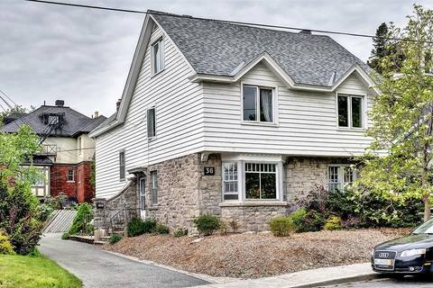 Townhouse for sale at 36 Marlborough Ave Ottawa Ontario - MLS: 1154128