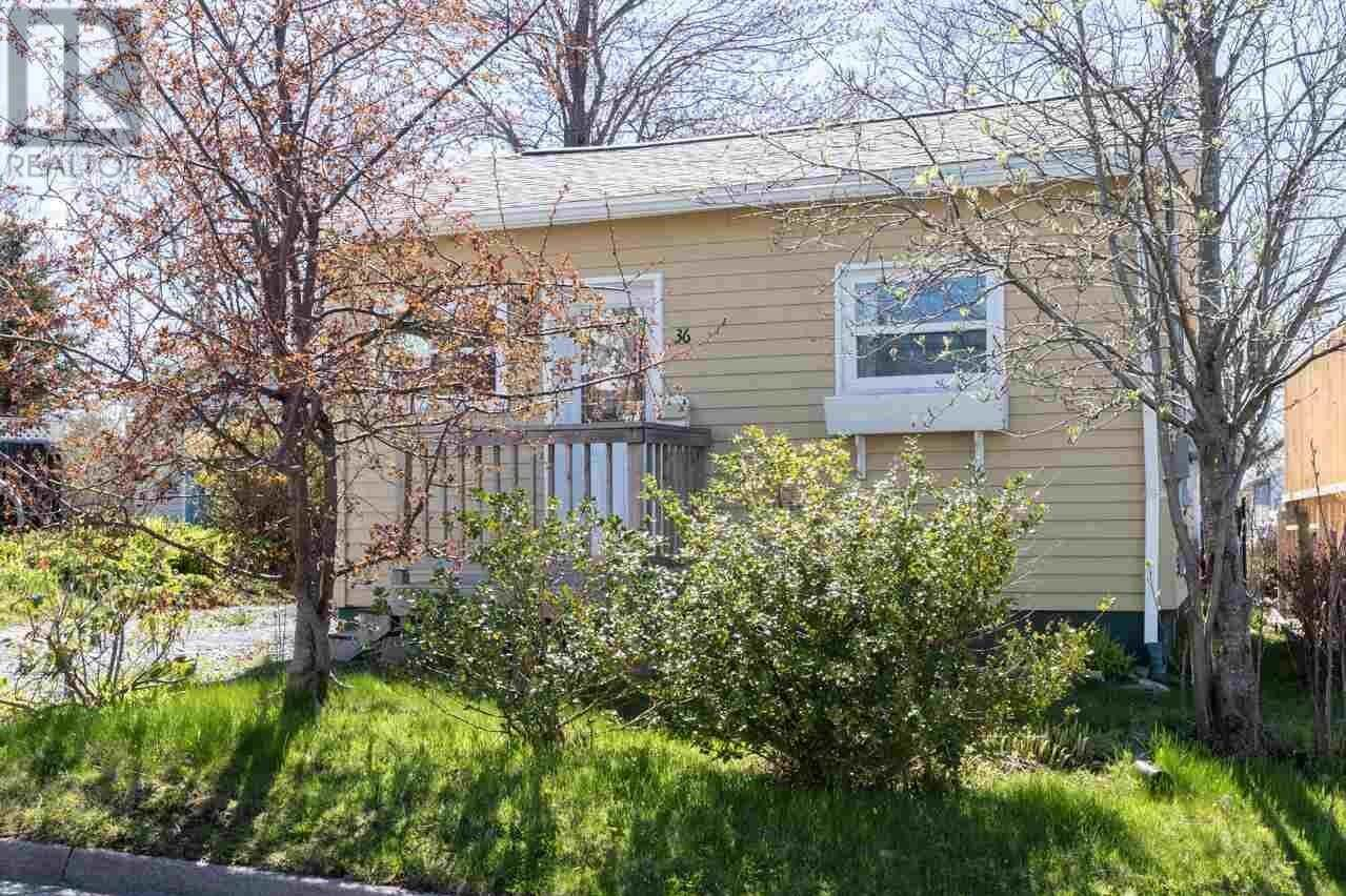 House for sale at 36 Marvin St Dartmouth Nova Scotia - MLS: 202009187