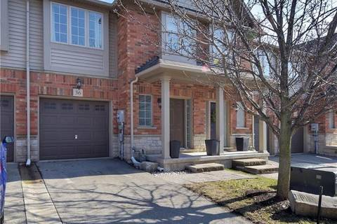 Townhouse for sale at 36 Myers Ln Ancaster Ontario - MLS: H4056351