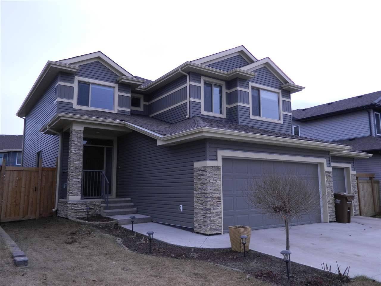 House for sale at 36 Nault Cres St. Albert Alberta - MLS: E4193528