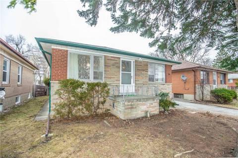 House for sale at 36 Nipigon Ave Toronto Ontario - MLS: C4386203