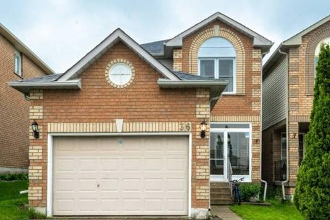 House for sale at 36 Noble St Bradford West Gwillimbury Ontario - MLS: X4498651