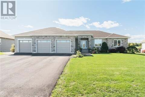 House for sale at 36 Oakcroft Cres Moncton New Brunswick - MLS: M128274