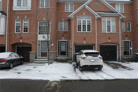 Townhouse for rent at 36 Oban Rd Brampton Ontario - MLS: W4655658
