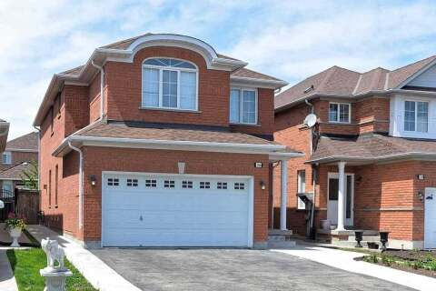 House for sale at 36 Olympia Cres Brampton Ontario - MLS: W4768941