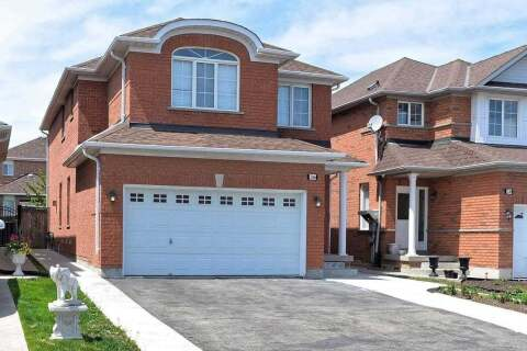 House for sale at 36 Olympia Cres Brampton Ontario - MLS: W4776834
