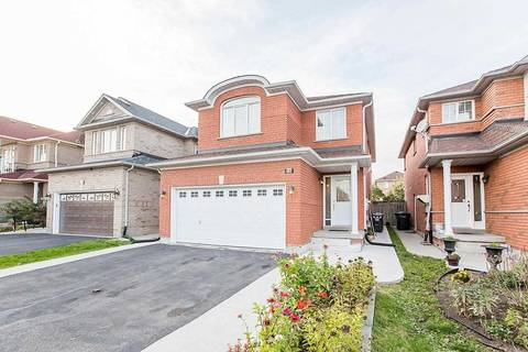 House for sale at 36 Olympia Cres Brampton Ontario - MLS: W4608788