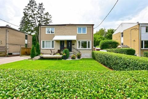 Townhouse for sale at 36 Pasadena Gdns Toronto Ontario - MLS: W4538401