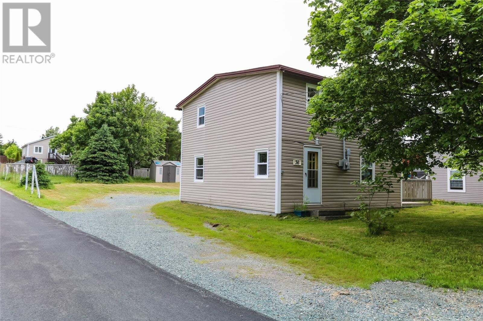 House for sale at 36 Patrick's Path Torbay Newfoundland - MLS: 1216871
