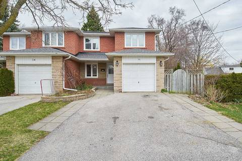 Townhouse for sale at 36 Pebble Valley Ln Toronto Ontario - MLS: W4423290