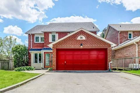 House for sale at 36 Penny Cres Markham Ontario - MLS: N4480159