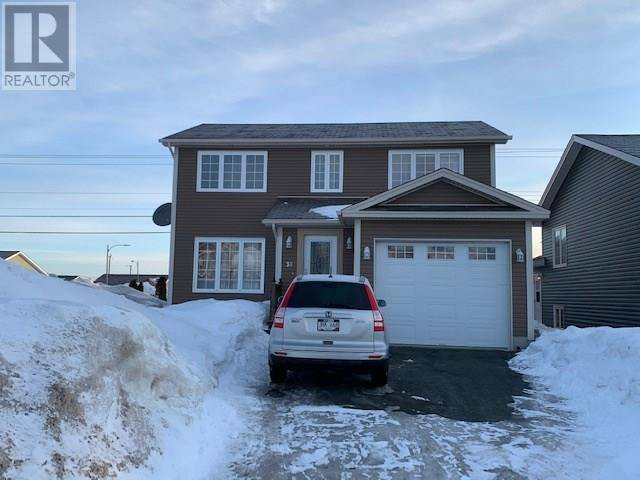 House for sale at 36 Petite Forte Dr St. John's Newfoundland - MLS: 1211296
