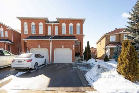 Townhouse for sale at 36 Piazza Cres Vaughan Ontario - MLS: N4487439