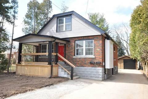 House for sale at 36 Pottruff Rd Hamilton Ontario - MLS: X4736771