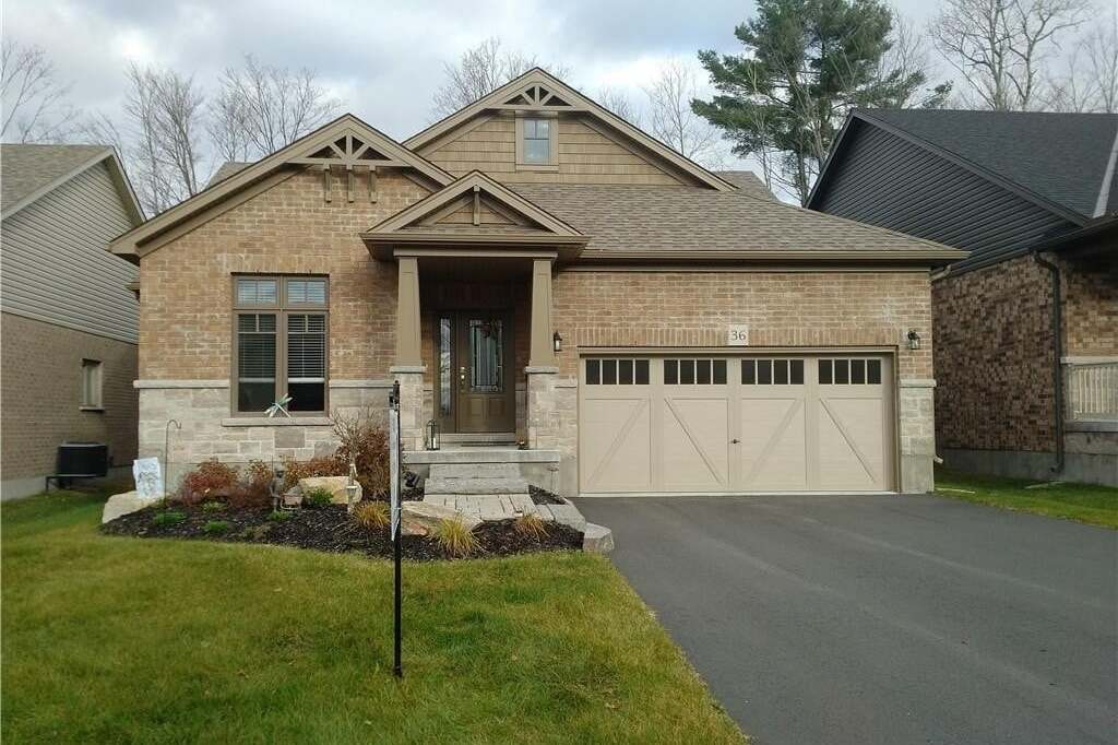 House for sale at 36 Prestwick Dr Huntsville Ontario - MLS: 252909