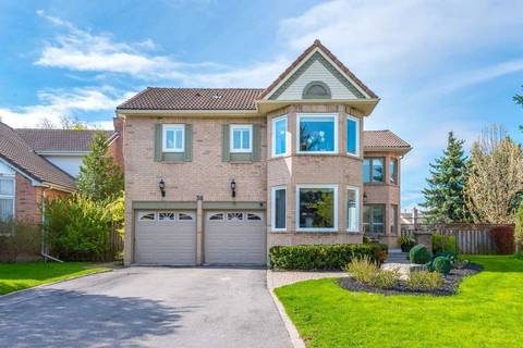 House for sale at 36 Radcliffe Rd Markham Ontario - MLS: N4607124