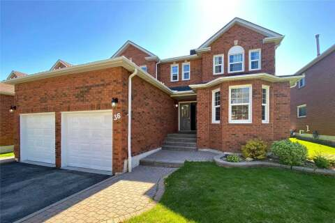 House for sale at 36 Ravenview Dr Whitby Ontario - MLS: E4761447