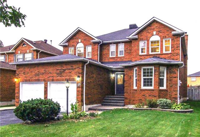 Sold: 36 Ravenview Drive, Whitby, ON