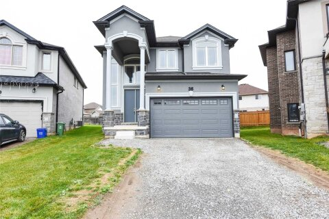 House for sale at 36 Riesling Ct Hamilton Ontario - MLS: X5003815