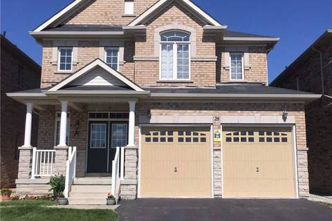 House for sale at 36 Riseborough Dr Brampton Ontario - MLS: W4592465