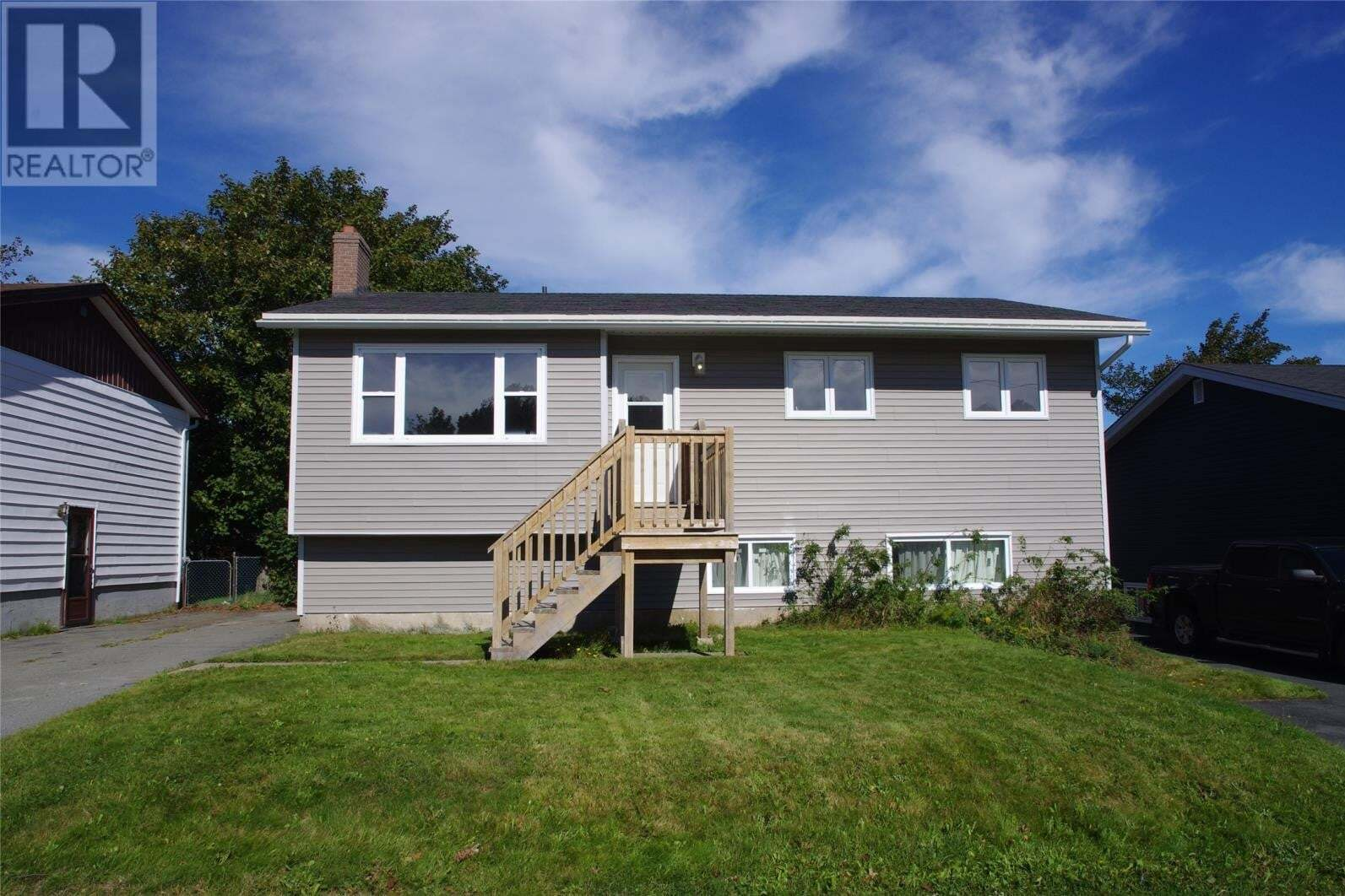 House for sale at 36 Ruth Ave Mount Pearl Newfoundland - MLS: 1221567