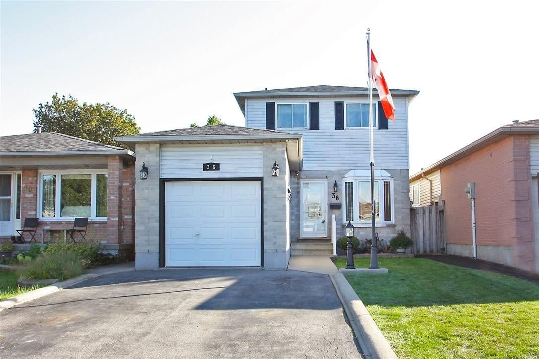 House for sale at 36 Rutledge Ct Hamilton Ontario - MLS: H4088530