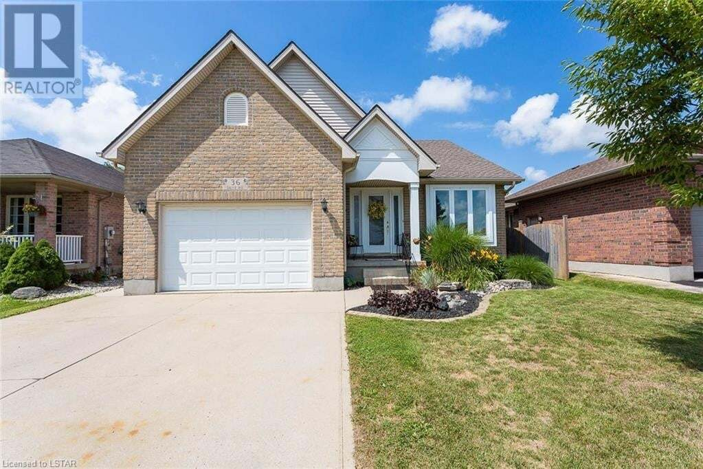 House for sale at 36 Sauve Ave St. Thomas Ontario - MLS: 278008