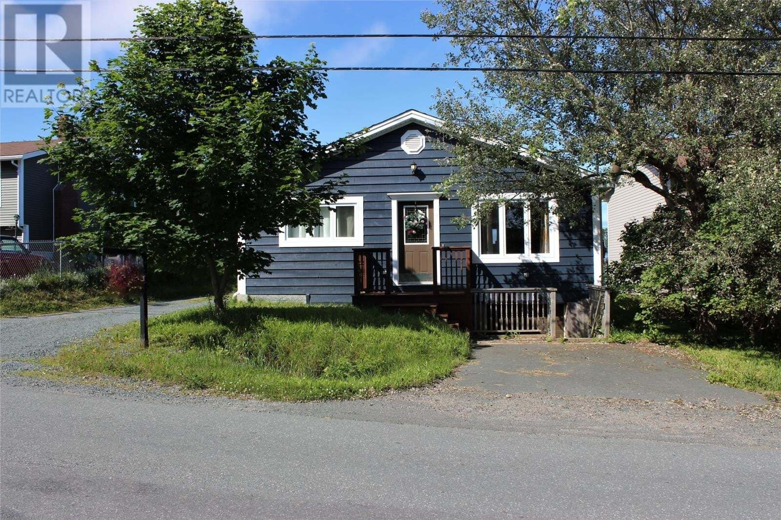 House for sale at 36 Scotts Rd South Conception Bay South Newfoundland - MLS: 1211433