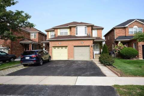 Townhouse for sale at 36 Secord Cres Brampton Ontario - MLS: W4915410