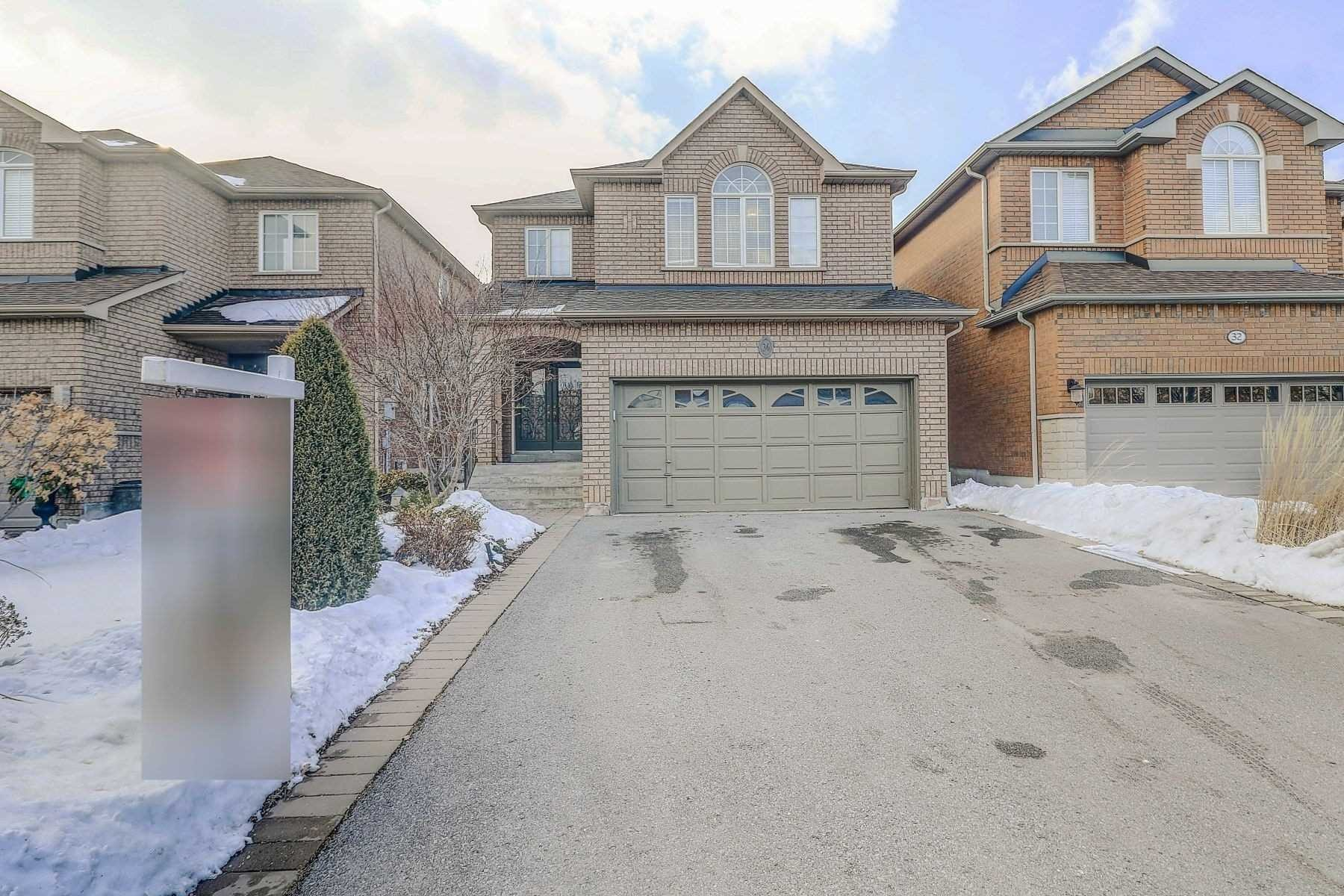 House for sale at 36 Sgotto Blvd Vaughan Ontario - MLS: N5078412