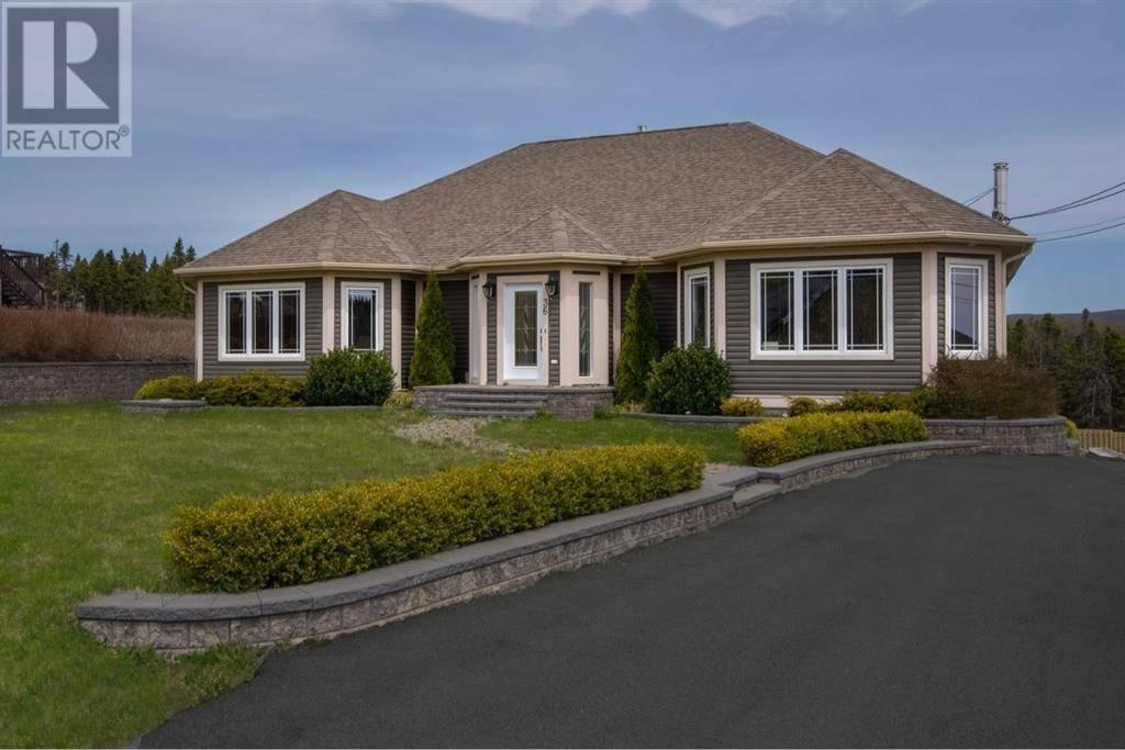 House for sale at 36 Solomon Cs Bay Bulls Newfoundland - MLS: 1198450