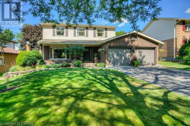 House for sale at 36 Somerset Cres London Ontario - MLS: 215776