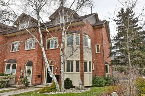 Townhouse for sale at 36 Southwind Terr Oakville Ontario - MLS: W4670380