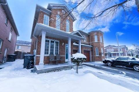 Townhouse for sale at 36 Starhill Cres Brampton Ontario - MLS: W4692840