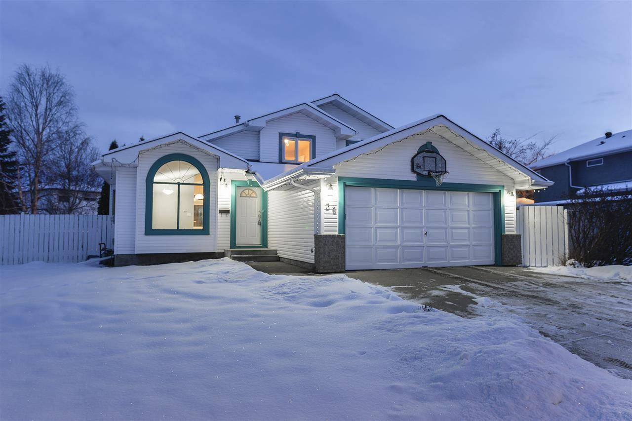 House for sale at 36 Starkey Pl Cardiff Alberta - MLS: E4186762