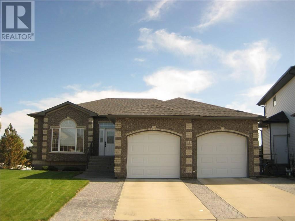 House for sale at 36 Sunwood Ct Sw Medicine Hat Alberta - MLS: mh0179651