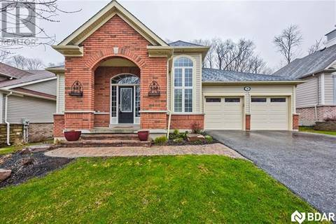 House for sale at 36 Tanglewood Cres Oro-medonte Ontario - MLS: 30732994