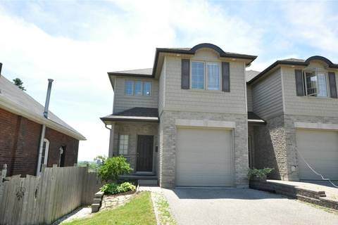 Townhouse for sale at 36 Terrace Hill St Brantford Ontario - MLS: H4055630
