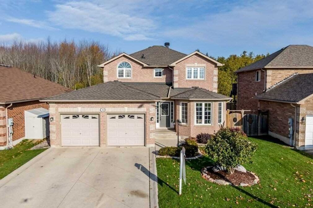 House for sale at 36 Thicketwood Ave Barrie Ontario - MLS: S4970623